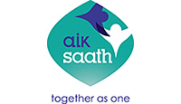 Logo for Aik Saath